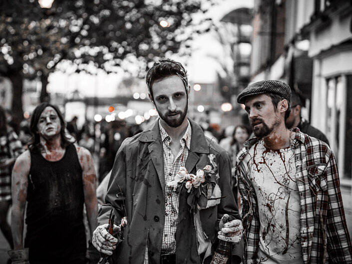 Peterborough Zombie Walk