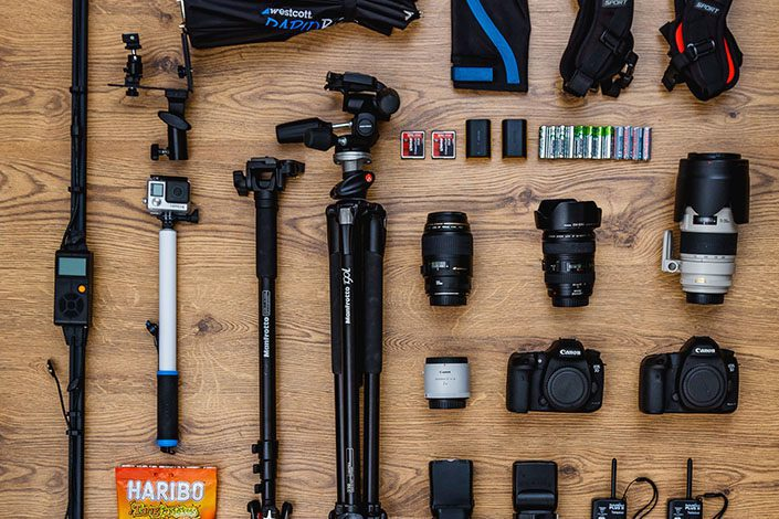 My Wedding Photography Kit List Revealed