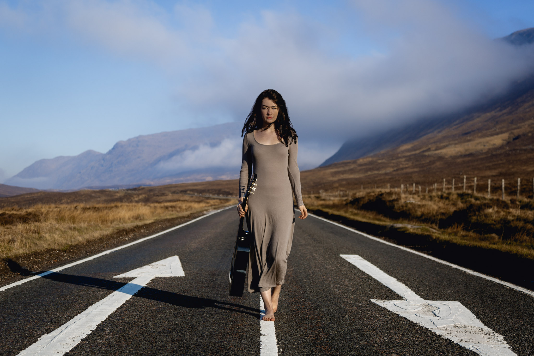 Belle Eve - Road In Glencoe
