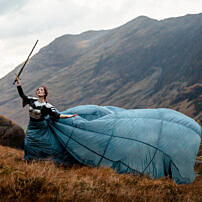 Glencoe Parachute Dress