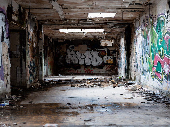 Urban Exploration Photography