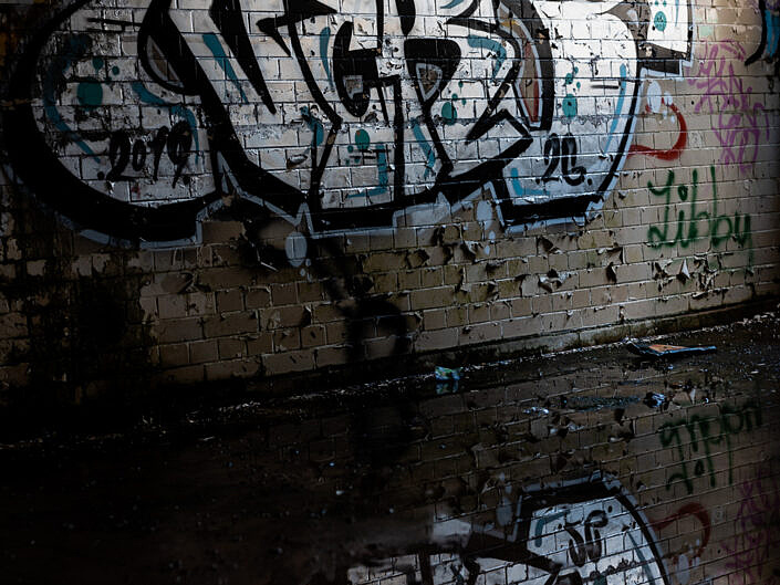 Urban Exploration Photography Experience